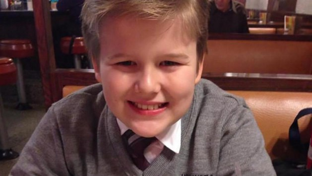 Gepeste Danny (13) schrijft emotionele afscheidsbrief