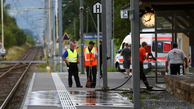 Vrouw en dader overleden na aanval in Zwitserse trein