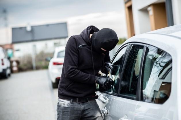 Minder auto's gestolen, maar meer motoren