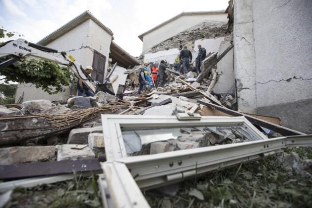 Ook zware aardbeving in regio Perugia