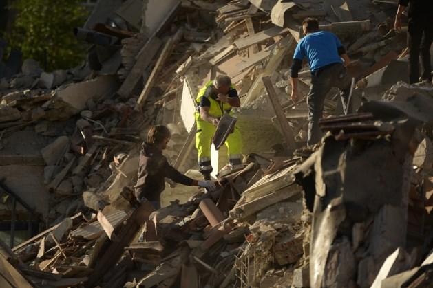 Aardbeving Italië: dodental stijgt naar 247