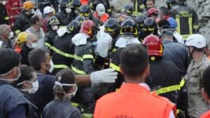 Vrees voor nog meer doden na aardbeving Italië