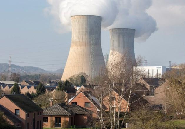 Actie tegen kerncentrale Tihange en Doel