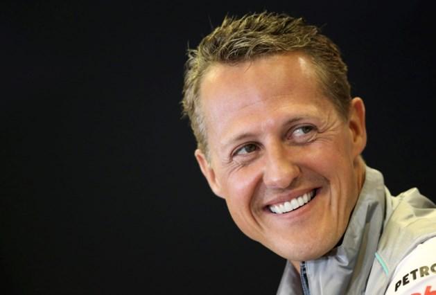 'Plots dat telefoontje ... Michael Schumacher had een ski-ongeluk'