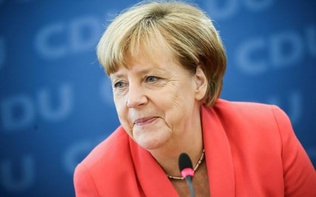Exitpolls: CDU van Angela Merkel wint in Noord-Rijnland-Westfalen