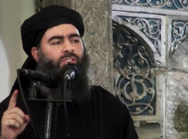 'IS-leider werd vergiftigd tijdens maaltijd'