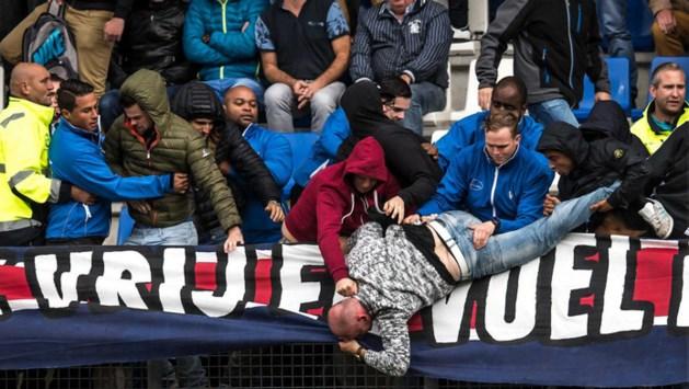Feyenoord-fan: 'Ik ben zelf maar die gracht in gedoken'