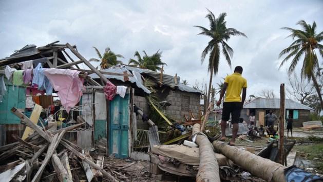Nederland trekt 750.000 euro uit voor rampgebied Haïti