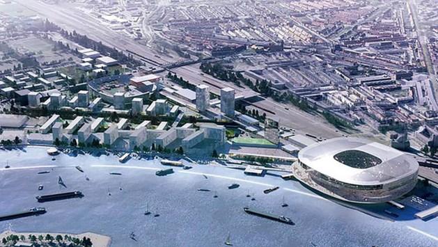 'Alle Feyenoord-supporters mogen meedenken over nieuw stadion'