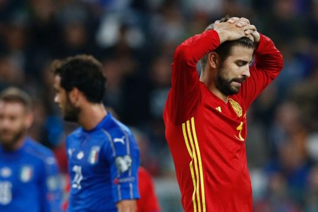 Boze Piqué stopt na WK in Spaans elftal