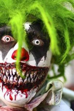 Eerste 'killer clown' gesignaleerd in Nederland