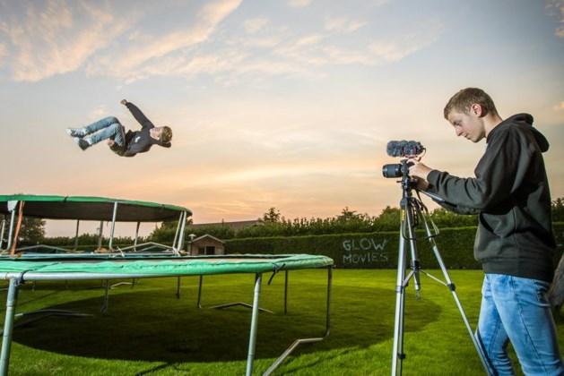 YouTube-tieners stunten met video's
