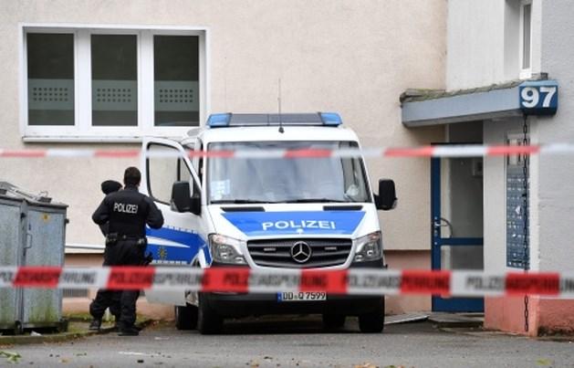Terreurverdachte Chemnitz opgepakt in Leipzig
