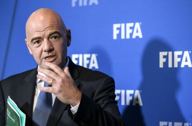 'FIFA-baas Infantino hielp PSG en Man City met fraude'