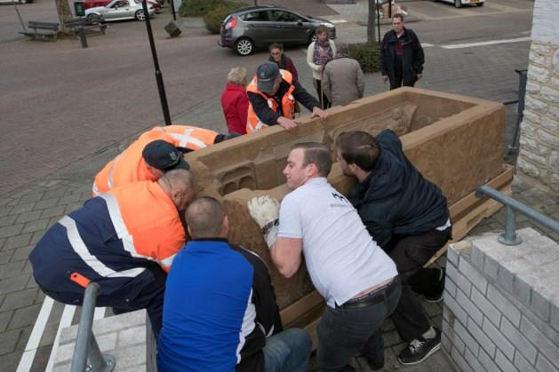 Meestberoemde Limburgse sarcofaag in Leiden