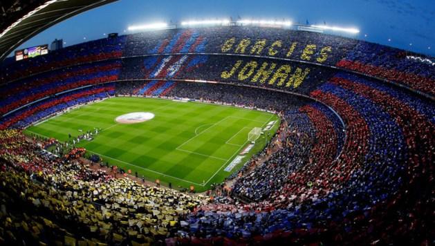 Barcelona wil permanent eerbetoon aan Cruijff