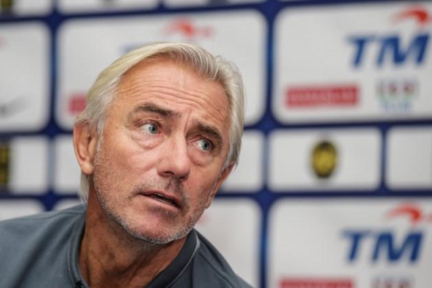 Van Marwijk kraakt plannen KNVB