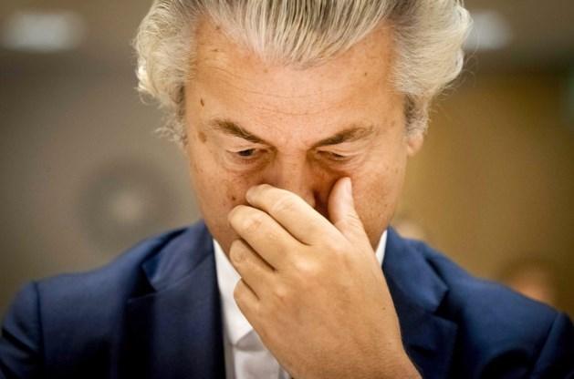 """Wilders: """"Nederlanders willen minder Marokkanen, geen vonnis verandert dat"""""""