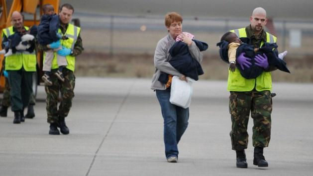'Stop met het adopteren van kinderen uit het buitenland'