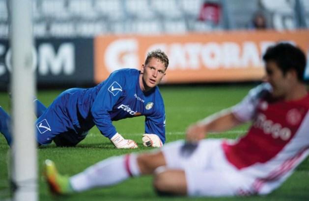 Doelman Leon ter Wielen verlaat Fortuna al na een seizoen