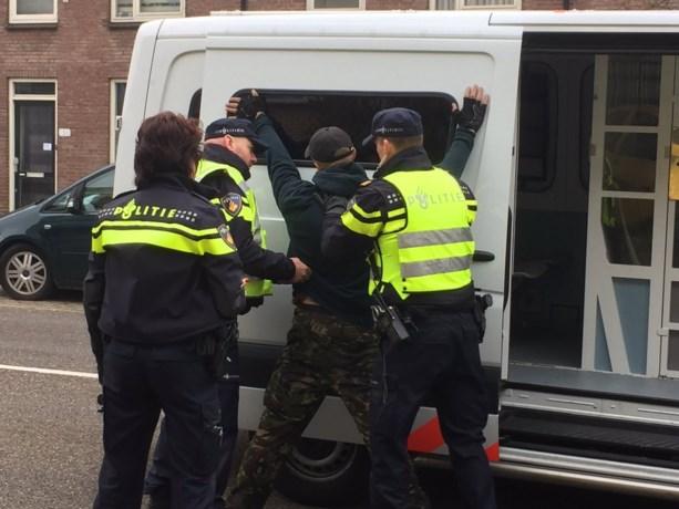 Man met kapmes gearresteerd bij Sinterklaasintocht