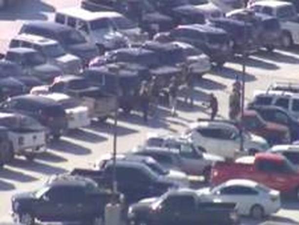 Schietpartij op vliegveld Oklahoma City