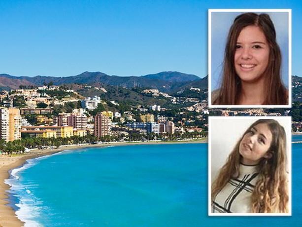 Vermiste meisjes gezien in Marbella