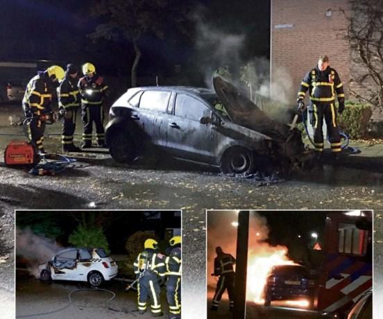 'Toen ik de voordeur opentrok, sloegen de vlammen uit de Opel van mijn man'