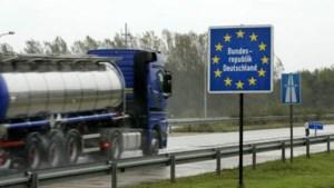 Minister Van Nieuwenhuizen blij met uitstel Duitse tol