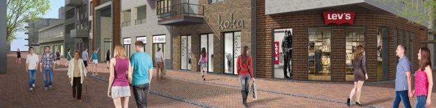 'Levendigheid in centrum Kerkrade komt terug'