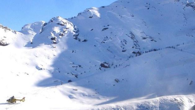 Superervaren snowboarders betrokken in lawinedrama