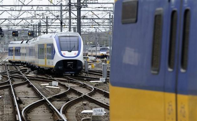 Twee treinen op elkaar gebotst in Maastricht