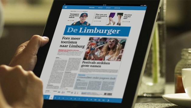 Digitale krant kampt met technische storing