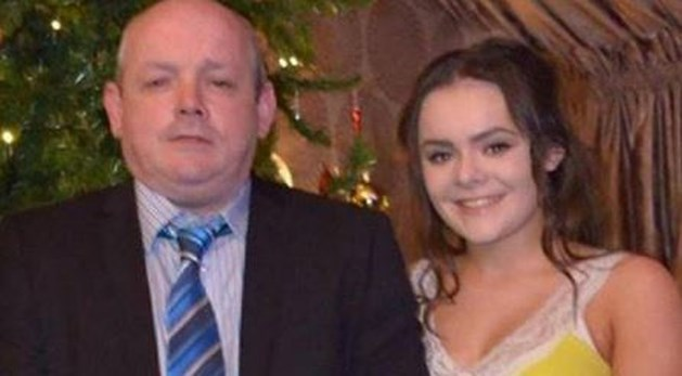 Vader krijgt massaal steun na onverwacht overlijden dochter