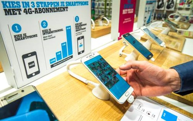 Kosten minder belangrijk bij mobiel bellen