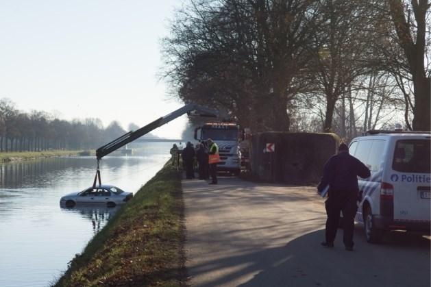 Man overleden na tuimeling in kanaal