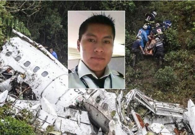 Overlevende van vliegtuigramp wijzigt zijn verhaal compleet