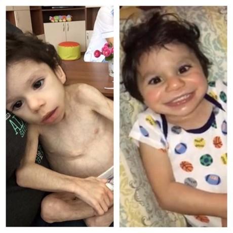 Echtpaar blaast stervend weeskindje nieuw leven in