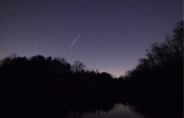 Honderden vallende sterren op komst: mooiste sterrenregen van het jaar passeert