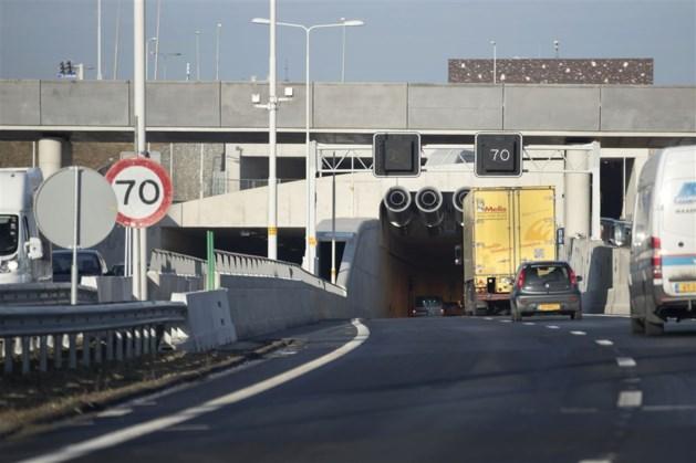 A2-tunnel opnieuw dicht voor onderhoud