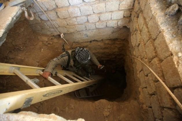 ISIS verstopt zich in gigantisch netwerk van tunnels