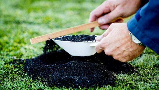 Conclusie RIVM: kunstgras met rubberkorrels is veilig