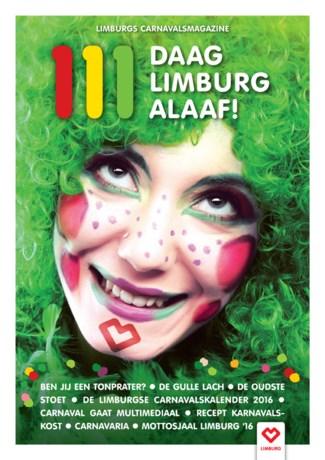 Limburg krijgt eigen carnavalsmagazine