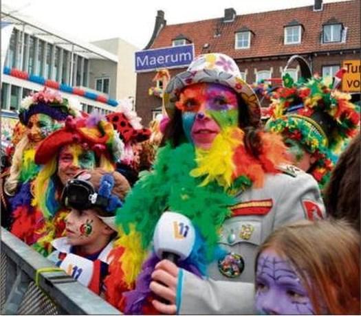 'Limburgse zenders overschreeuwden elkaar in carnavalsgekte'