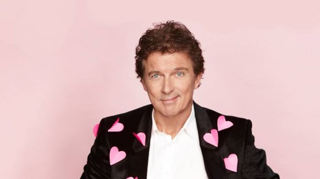 Oranje Stip van Joeksharmonie Limburg Orange voor RTL-presentator Robert ten Brink