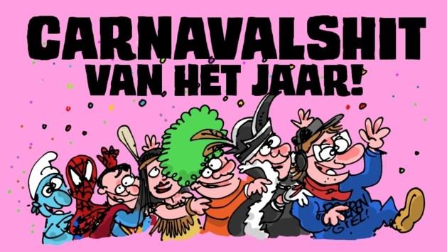 Giel Beelen (3FM) op zoek naar Carnavalshit 2016