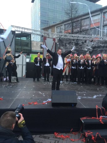 Prins Kerkrade KVV 2016: Max II (Charlier)