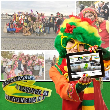 Bekijk alle foto's van de 11e van de 11e in Maastricht!