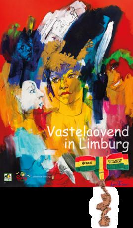 Vastelaovend in Limburg poster 2016 gepresenteerd