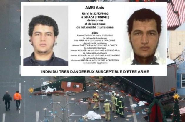 Vingerafdrukken Anis Amri aangetroffen in truck